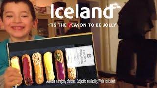 Iceland Christmas Advert 2017 - Fruity Eclairs