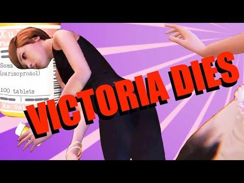 VICTORIA DIES - Life is Strange: Before the Storm