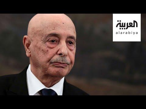 رئيس البرلمان الليبي يؤكد أن -إعلان القاهرة- الحل للأزمة الليبية  - نشر قبل 3 ساعة