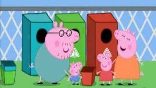 Peppa Pig Full Episode recycling thumbnail