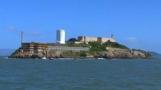 The Rock, Alcatraz Island - San Francisco Bay, California
