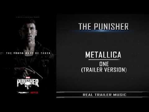 The Punisher Trailer #2 Music | Metallica