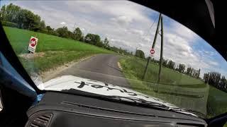 ONBOARD / Rallye du Marquenterre 2019 / ES4 / Team Auto Sport