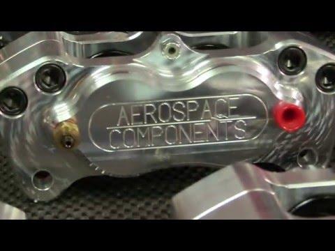 "Aerospace Components: ""Kimmy's Garage"" Brake Calipers"