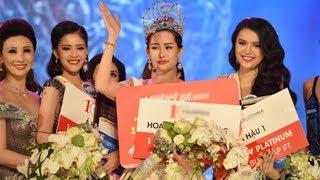 BTC Hoa hậu Đại dương nhận sai vụ Lê Âu Ngân Anh - TIN NHANH 24H VN
