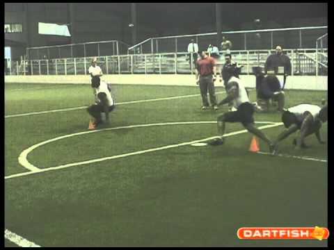 Athletic Republic STL: Dede Dorsey l cone drill