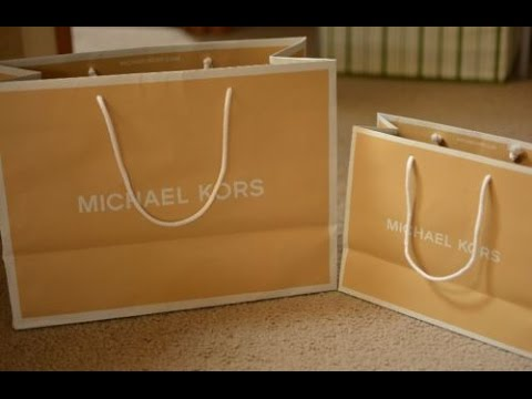 michael kors watches outlet online 9br8  Michael Kors Watch From Lazada Online Shopping Unboxing