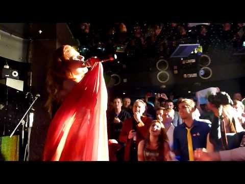 Valentina Monetta (live) - Crisalide (Vola) - London Eurovision Party - 21-04-2013