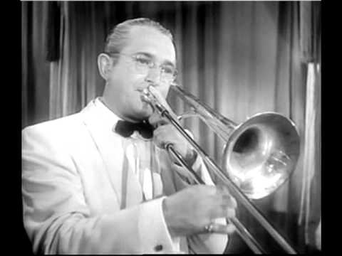 Tommy Dorsey and His Orchestra - On the Sunny Side of the Street