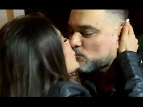 Sara Khan Kissing Lip To Lip At Lakme Fashion Week 2017 After-party