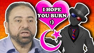 Friendly Muslim Wants You to Burn :)