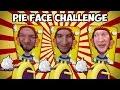 Pie Face Challenge w iBallisticSquid AshDubh