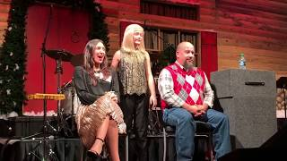 Darci Lynne Performs at Hobby Lobby Green Family Show