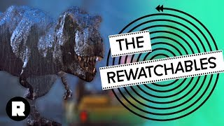 Was 'Jurassic Park' Steven Spielberg's Last Great Movie? | The Rewatchables | The Ringer