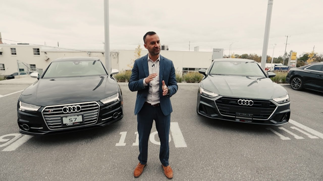 2019 A7 Vs 2018 S7 Which Would You Pick Youtube