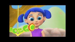 Bo sobre la marcha: El Bo de la Zona! | Dibujos animados para los Niños | dibujos Animados | los Mejores dibujos animados para los Niños