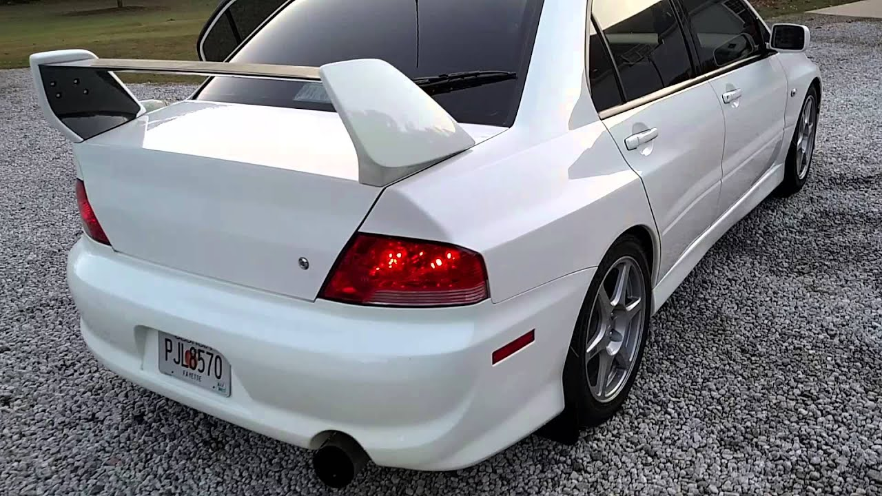 2004 mitsubishi lancer evolution 8 ssl sold youtube. Black Bedroom Furniture Sets. Home Design Ideas
