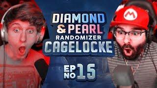 THE 8TH CAGE MATCH!! | Pokemon Diamond and Pearl Randomized Cagelocke Ep 15