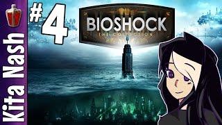 Bioshock Remastered Gameplay PART 4: TELEKINESIS |Bioshock Collection Let's Play Walkthrough