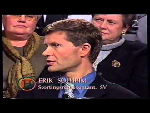 Holmgang: Midtøsten-toppmøte i Oslo (4. november 1999)
