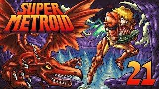 Let's Play Super Metroid [German][Blind][#21] - Wir schrauben uns hoch!