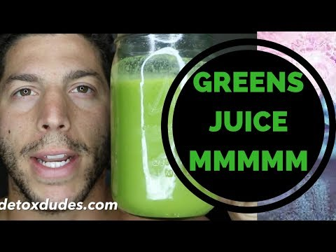 Importance of Juicing for Heavy Metal Detoxification (+mineral bonus)