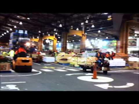 Melbourne Markets Trading Floor2013