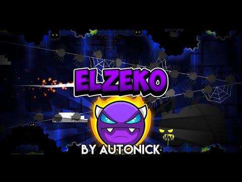 Elzeko By AutoNick 100% (EPIC Easy Demon) [Geometry Dash 2.11]