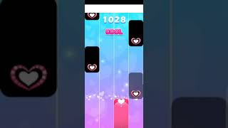 Canon in Magic piano Pink tiles-High score 2064-Android Gameplay screenshot 4