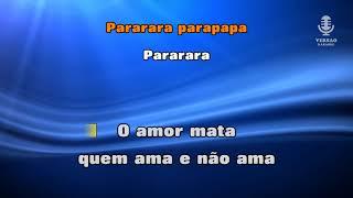 ♫ Demo - Karaoke - O AMOR MATA - André Sardet