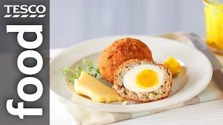 How To Make Scotch Eggs | Tesco Food