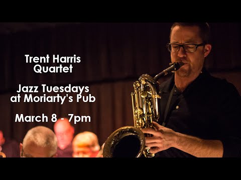 Jazz Tuesdays with Trent Harris, Dan Palmer, Ed Fedewa, Ian LeVine (3/8/16)