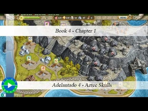 Adelantado Trilogy: Book One - Part 2 Chapter 4 (Land of Volcanoes) from YouTube · Duration:  30 minutes 20 seconds