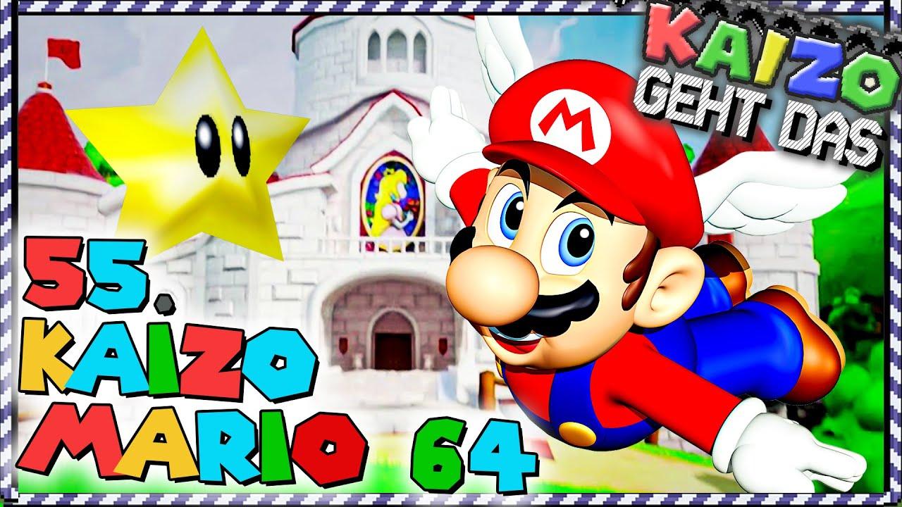Download Kaizo geht das! - Kaizo in 3D! Kaizo Mario 64 von OmegaEdge29
