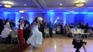 Чуть невесту не убил