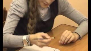 Классный час в 5 классе: История ручки