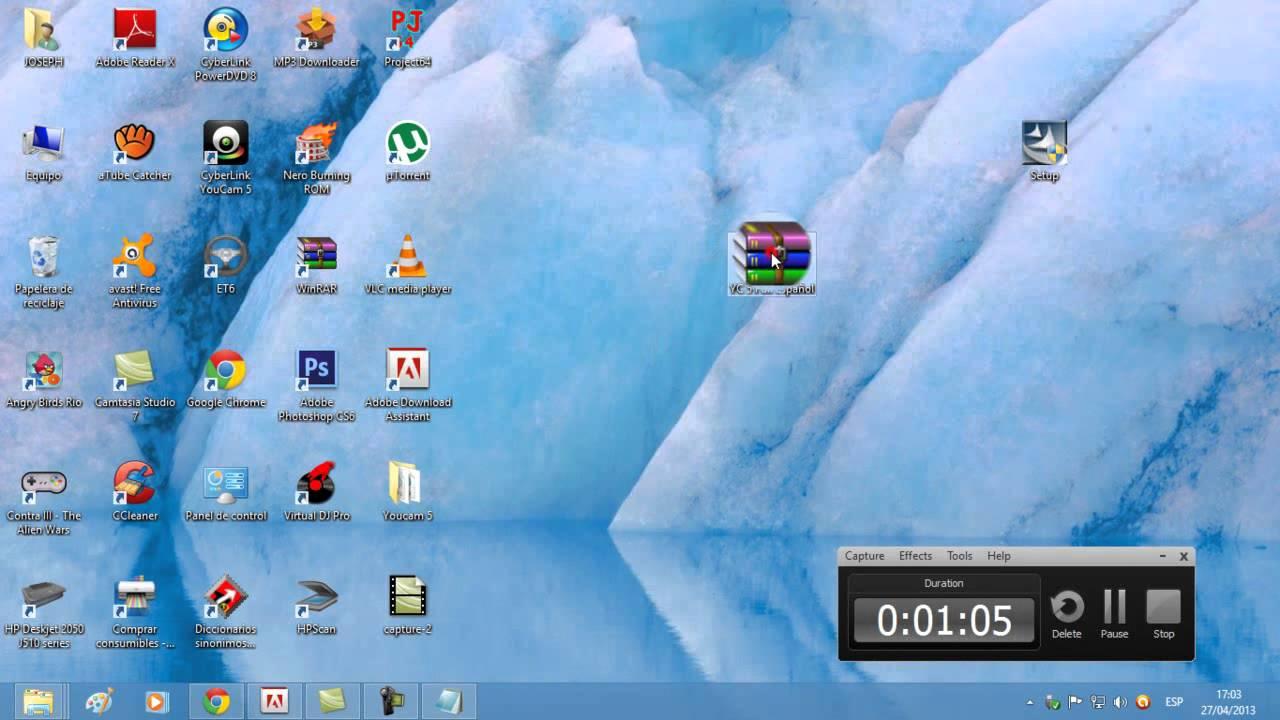 Descargar E Instalar Y Activar CyberLink YouCam 7 Windows