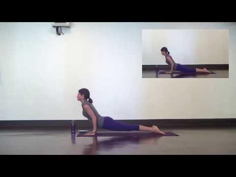 30 minute Back Bending Power Yoga Practice