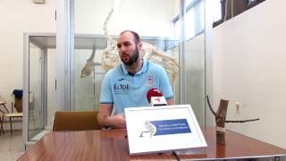Video Mario Cabanas en el MUSEO ANATOMIA