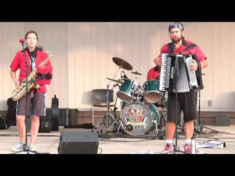 """Who Stole The Kishka"" - The Chardon Polka Band"