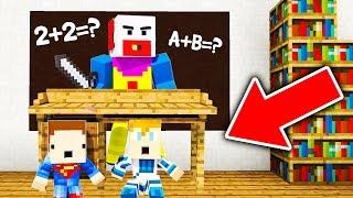 UKRYWAMY SIE Z DOKNESEM PRZED MORDERCĄ! - Minecraft Murder Mystery