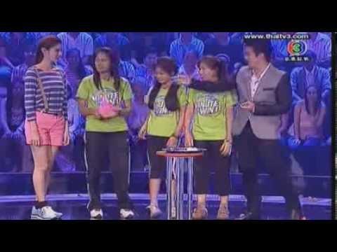 Junior Minute to win it Thailand ตัวนิด พิชิตล้าน !!! 3nd August 2013 คลิปที่ 1