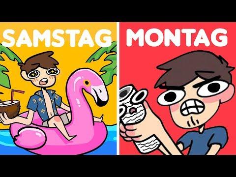Die Monday.com Werbung