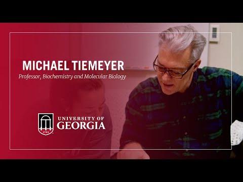 2018 Distinguished Research Professor - Michael Tiemeyer