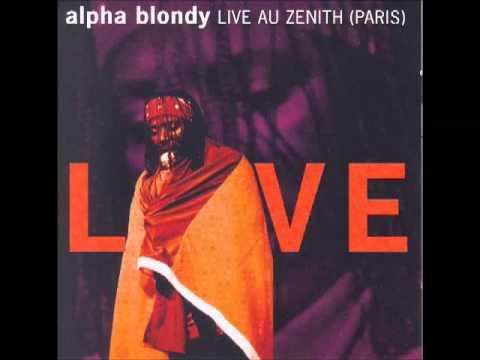 Alpha Blondy Dji
