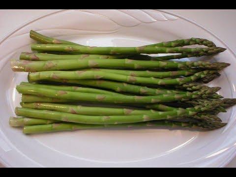 Asparagus 101-How to Freeze Asparagus