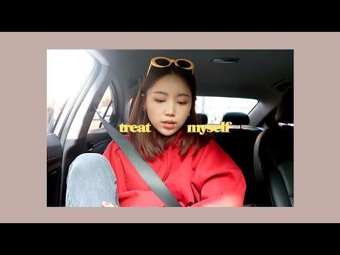 월동준비VLOG • 연말의 기분 & 나를 위한것들 TREATING MYSELF | kinda cool