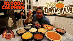 Massive Boston Market Thanksgiving Feast Challenge