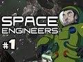 WE'RE IN SPACE! - Space Engineers w/Nova, Immortal & Kootra Ep.1