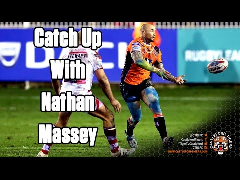 Massey Reaches 150 for Castleford